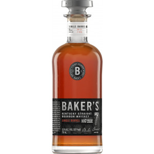 Baker's 7 Year Old Small Batch Bourbon