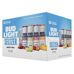 Bud Light Seltzer Variety Pack 12 Cans