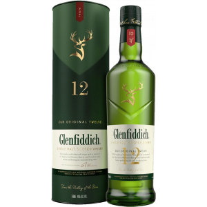 Glenfiddich 12 Year Old Signature Blend