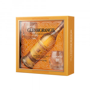 Glenmorangie 10 Year Old The Original Glass Gift Pack