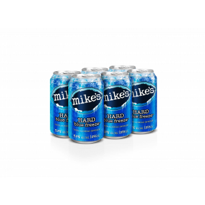 Mike's Hard Blue Freeze 6 Cans