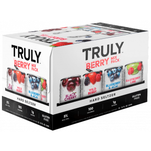 Truly Berry Variety Pack 12 Cans