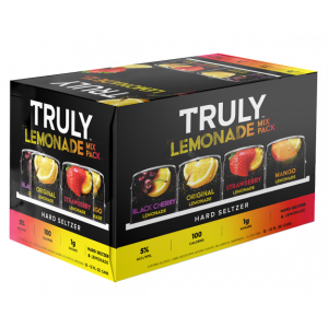 Truly Lemonade Variety Pack 24 Cans