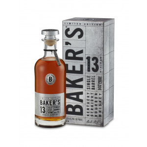 Baker's 13 Year Old Single Barrel Bourbon