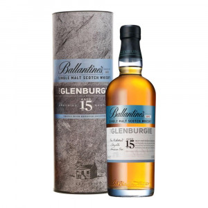 Ballantine's 15 Year Old The Glenburgie