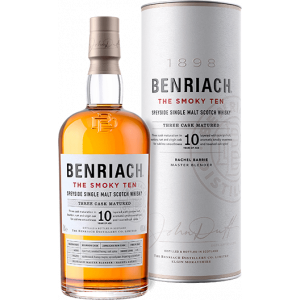 Benriach 10 Year Old The Smoky