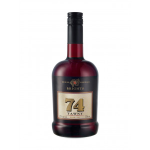 Brights 74 Tawny Port