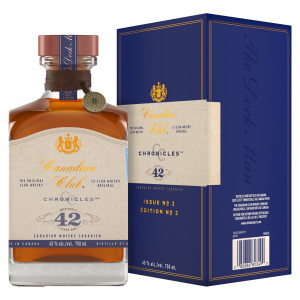 Canadian Club 42 Year Old Whisky