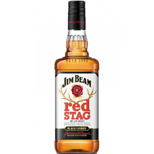 Jim Beam Red Stag Cherry Bourbon