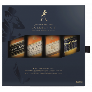 Johnnie Walker Family Collection